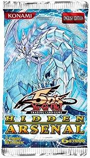 Konami YuGiOh Hidden Arsenal 1 Booster Pack