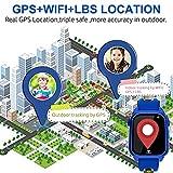 Zoom IMG-1 smartwatch bambini gps lbs tracker