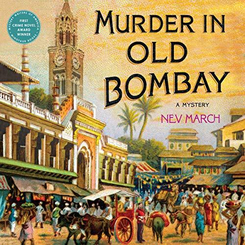 Murder in Old Bombay cover art