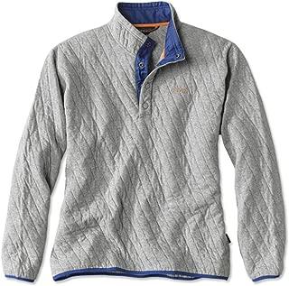 Trout Bum Quilted Snap Sweatshirt/Trout Bum Quilted Snap Sweatshirt