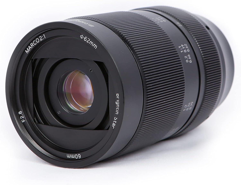 Brightin Star 60mm F2.8 2:1 Focus Double Magnification Albuquerque Mall Free shipping / New Mi Manual