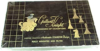 Best gallant knight chess Reviews