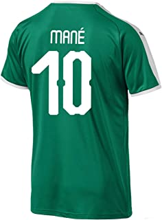 PUMA Mané #10 Senegal Away Men's Soccer Jersey World Cup Russia 2018