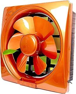 VentiladorExtractor silenciosa Ventilador de Escape Ventana de Escape Humo doméstico Cocina Baño Volumen de Aire unidireccional: 750m2 / h, Frecuencia: 50Hz, (Color : B)
