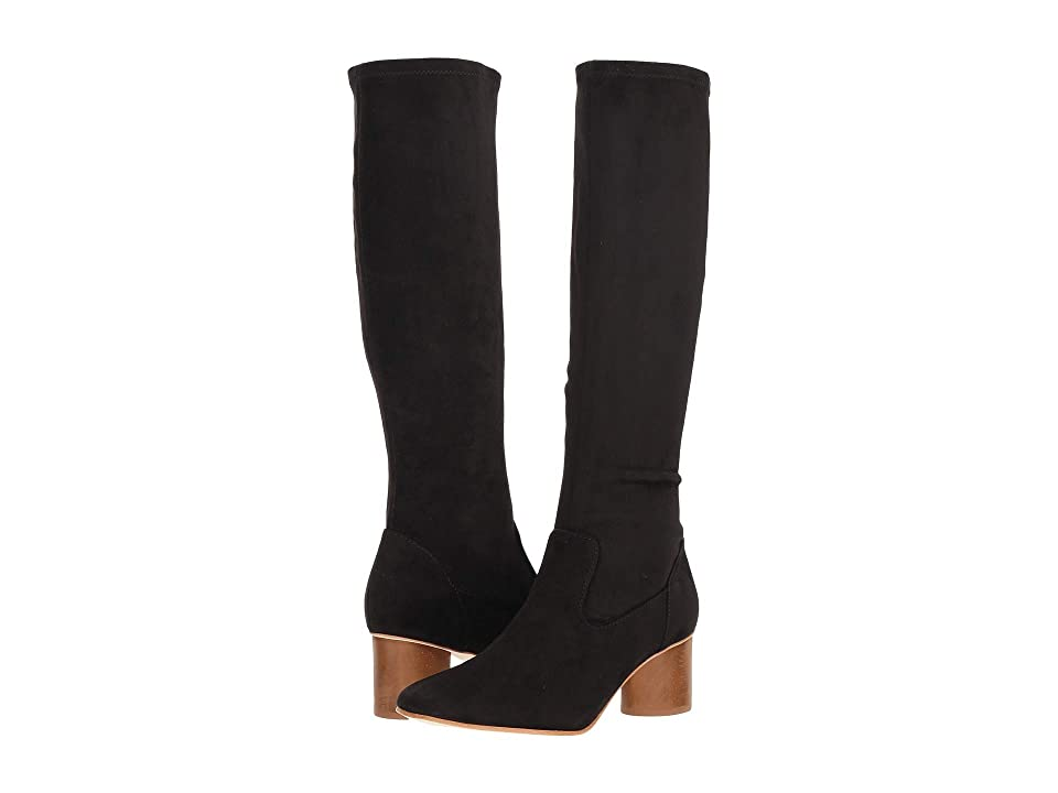 Bernardo Dea Boot (Black Ultrasuede) Women