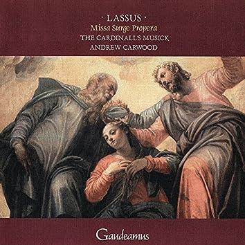Lassus: Missa Surge propera; Magnificat quarti toni