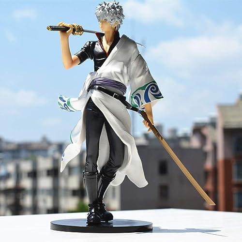 IUYWL Mehrere Zubeh Spielzeug Modell sehr realistisch Figur Statue PVC Anime Puppe H  22 cm Spielzeugmodell