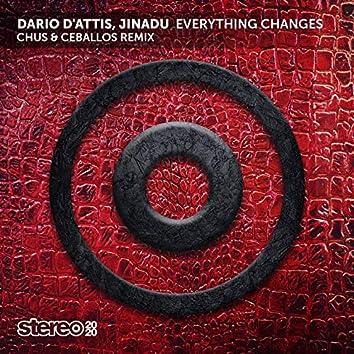 Everything Changes (Chus & Ceballos Remix)