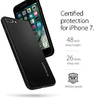Spigen iPhone 7 PLUS Liquid Air/Liquid Armor cover/case - Black