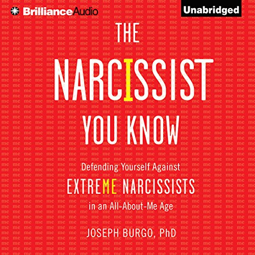 The Narcissist You Know audiobook cover art