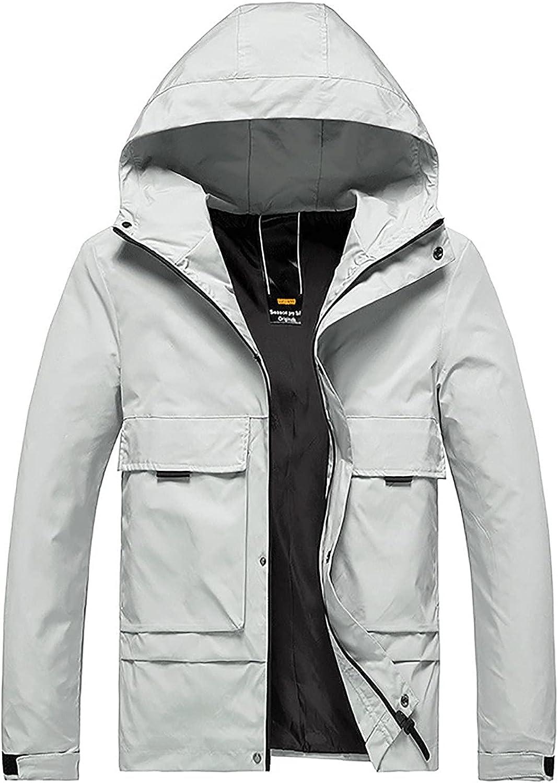 Men's Workwear Jackets Military Jackets Durable Jacket Lightweight Casual Jacket Autumn Bomber Jacket Outwear