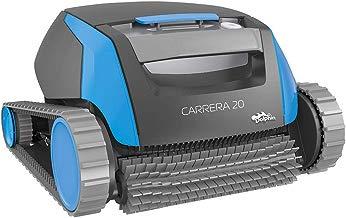 Dolphin Carrera 20 - Robot limpiafondos para piscinas (fondo y paredes)