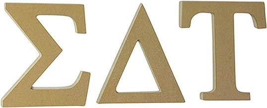 sigma delta tau letters