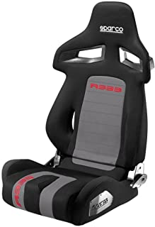 Sparco 00965NRGRS Seat (R333 Black/Red)