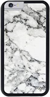 Wildflower Limited Edition iPhone Case for iPhone 6 Plus, 7 Plus, or 8 Plus (Marble)