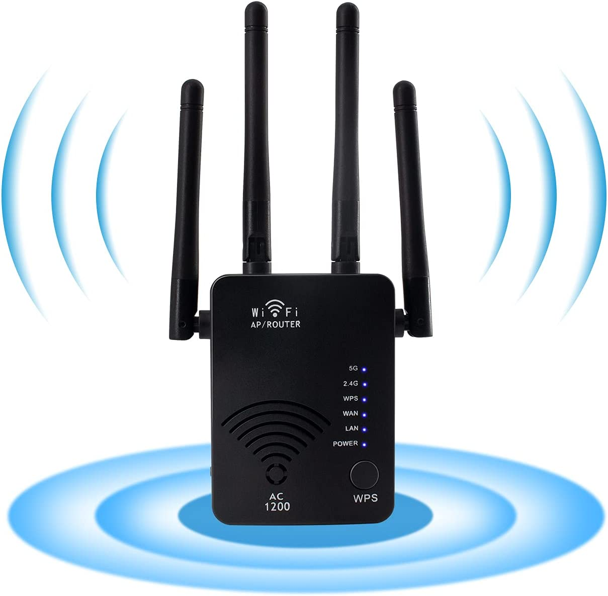 WiFi Finally resale start Mesa Mall Range Extender 1200Mbps Wireless Internet Re Signal Booster
