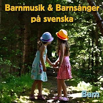 Barnmusik & barnsånger på svenska