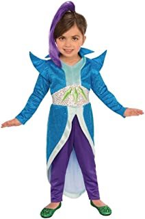Rubie's Costume Shimmer and Shine Child's Zeta The Sorceress Costume Small Multicolor