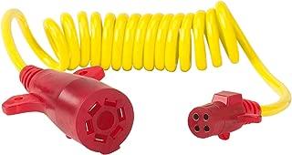 Hopkins 47043 Endurance Flex-Coil Nite-Glow 7 Blade to 4 Round Adapter Kit