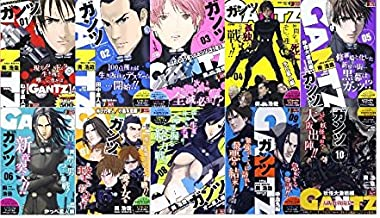 GANTZ コミック 1-16巻セット (SHUEISHA JUMP REMIX)