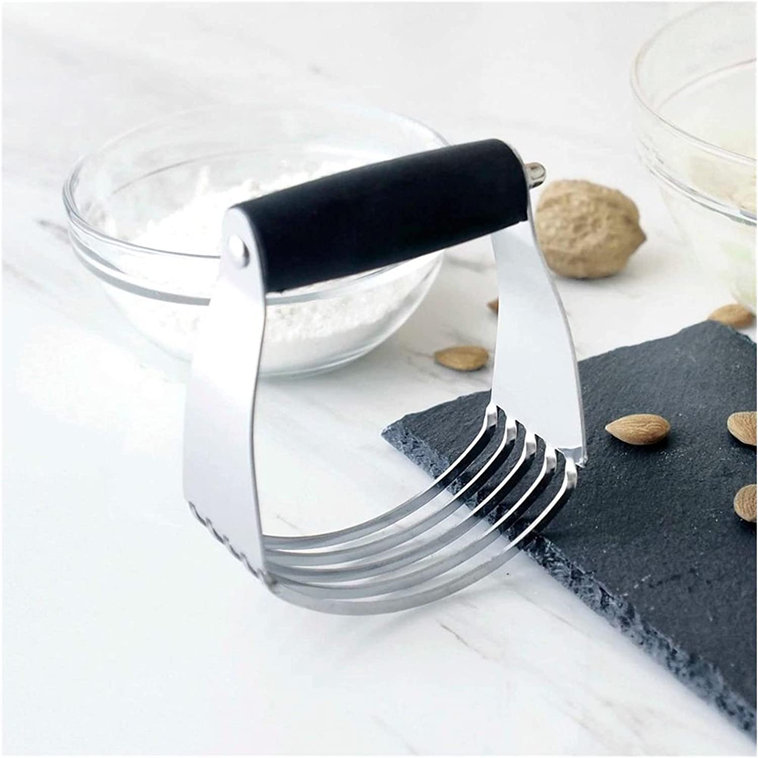 JUSTYUSHU Manual Dough Blender Baking Flour Blades Tool M Now on sale Outstanding Pastry
