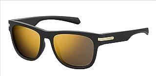Polaroid Sunglasses Men's Pld 2065/s Polarized Square Sunglasses, 54 mm