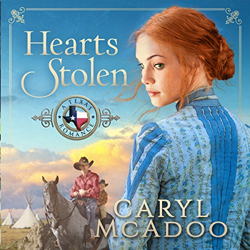Hearts Stolen audiobook cover art
