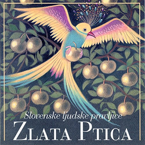 Zlata Ptica audiobook cover art