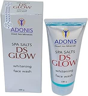 DS GLOW WHITENING FACEWASH