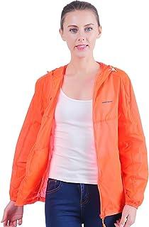 9acf998057f Sidiou Group Primavera Verano Fino Chaqueta Secado Rapido Hombre Mujer  Abrigo de Protección Solar UPF40+ Anti