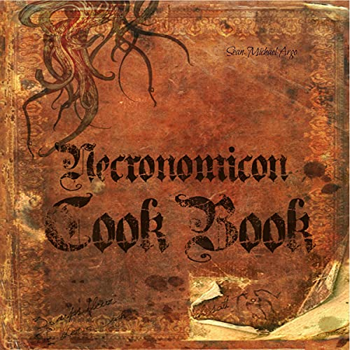 Necronomicon Cookbook cover art