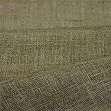 100% yute arpillera 10 oz tela de tapicería del arte jardín de 152,4...