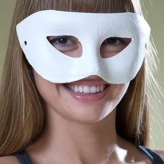 Best paper mache half mask Reviews