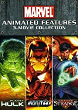 Marvel Animated Features 3-Movie Collection