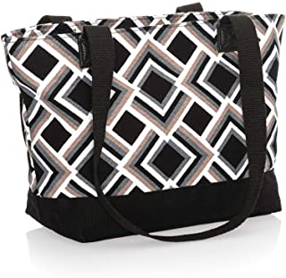 Thirty One Demi Day Bag in Deco Diamond