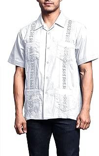 white panama shirt