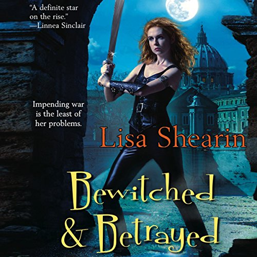 Bewitched & Betrayed audiobook cover art