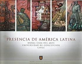 PRESENCIA DE AMÉRICA LATINA MURAL CASA DEL ARTE UNIVERSIDAD DE CONCEPCIÓN, CHILE