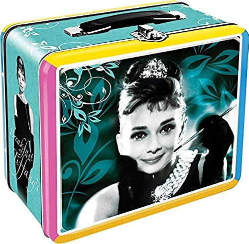 Aquarius Audrey Breakfast Large Tin Fun Box by Aquarius