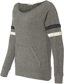 Ladies' Maniac Sport Eco-Fleece Sweatshirt - Eco Grey - X-Large