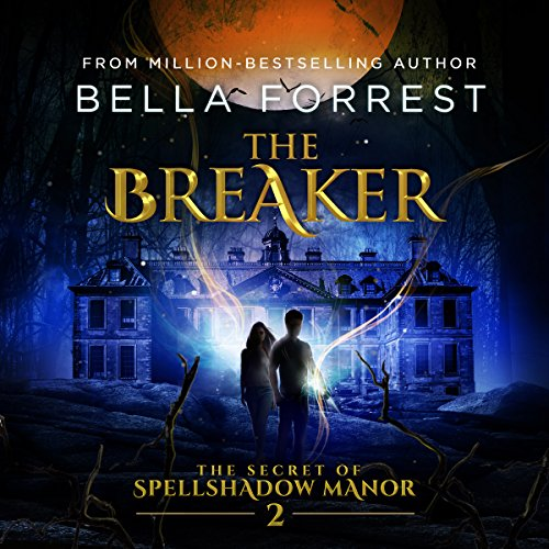 The Breaker audiobook cover art