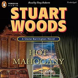 Hot Mahogany audiobook cover art