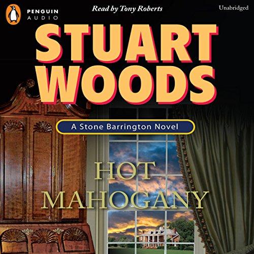 『Hot Mahogany』のカバーアート