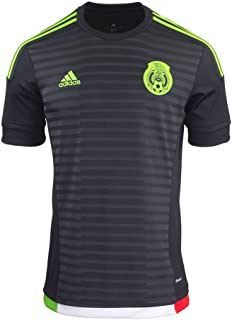 Mexico Home Jersey-Black