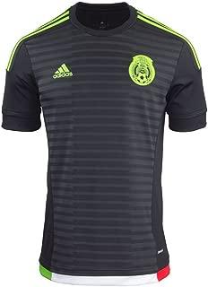 adidas Mexico Home Jersey-Black
