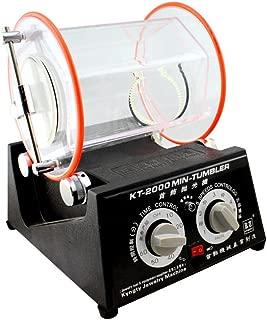 Rotary Tumbler 5 KG Surface Polisher Finishing Jewelry Polisher 110V 60W