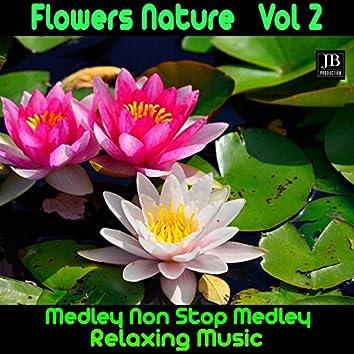 Flowers Lounge Medley 2: Begonia / Ciclamino / Guzmania / Azalea / Ortensia / Hibiscus / Gerbere / Anemone / Lilium / Orchidea / Kalancoe / Cymbidium / Girasole / Giacinto