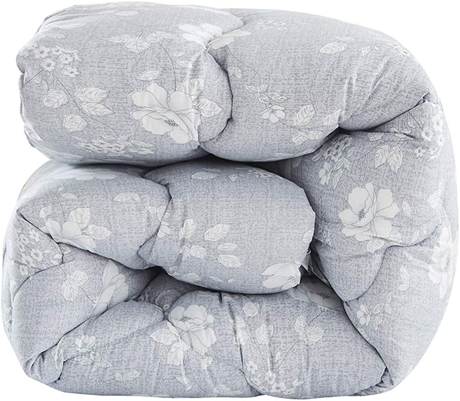 Quilt Lightweight Comforter All Seasons Quilt with Corner Loops, Anti-Allergenic and Dust Mite Resistant Warm and Soft Quilt (Size   200cmx230cm3kg)