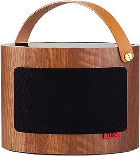 TIBO Vogue 3 |Portable Wi-Fi & Bluetooth Speaker | Multi Room Battery Powered Hi-Fi Speaker with Internet Radio for Home o...