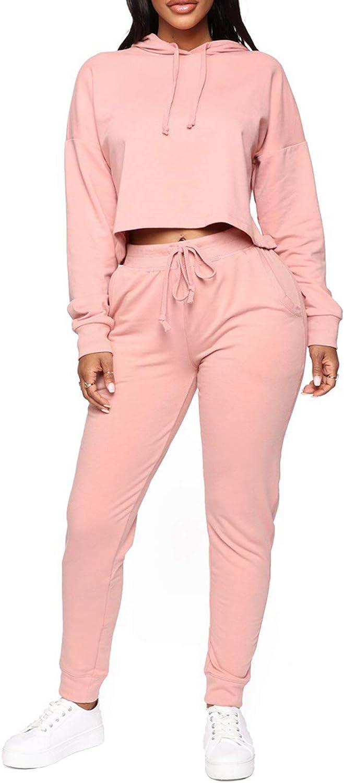 Women Financial sales sale Long depot Sleeve Elastic Hooded Cropped Sports Lace-u Shirt Top